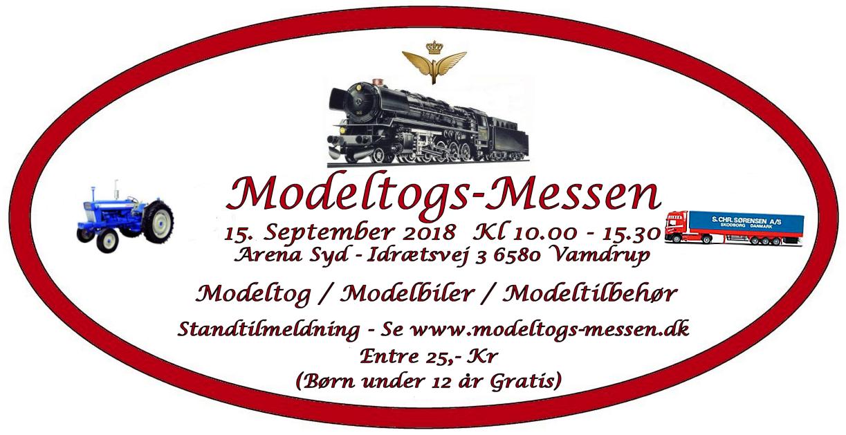 Modeltogs-Messen.dk - Logo